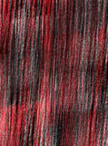 Abstract luminous red and white colors, black background Royalty Free Stock Images