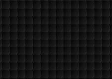 Abstract luxueus zuiver zwart duidelijk het malplaatjeontwerp laag van het achtergrondmeetkundepatroon Stock Afbeeldingen