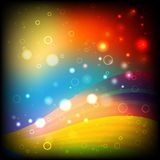 Abstract luxury background with rainbow Stock Photos