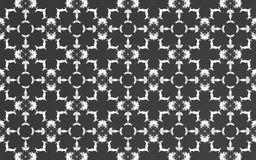 Abstract luxury black pattern background. And abstract textile Stock Photos