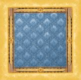 Abstract luxury border Stock Images