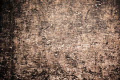 Abstract Luxury  brown background. Abstract grunge black vignett. E border frame with copy space and grain texture Stock Images