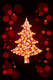 Abstract luxury christmas Royalty Free Stock Image
