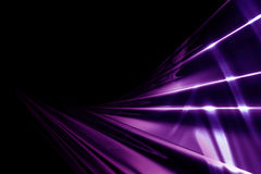 Abstract luxury magenta background with flare. 3d illustration Stock Images