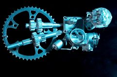 Abstract machinery Royalty Free Stock Image