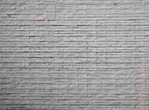 Color detail photography of white colored bricks wall Stock Images