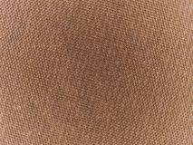 Abstract macro texture - brown waterproof fabric Stock Images
