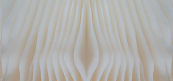 Abstract macrobeeld als achtergrond van paddestoel Royalty-vrije Stock Afbeeldingen