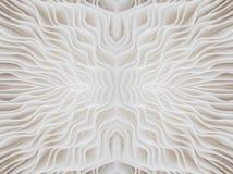 Abstract macrobeeld als achtergrond van paddestoel Royalty-vrije Stock Afbeelding