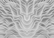 Abstract macrobeeld als achtergrond van paddestoel, sajor-Cajupaddestoel Royalty-vrije Stock Fotografie