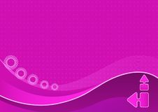 Abstract  magenta background Royalty Free Stock Photos