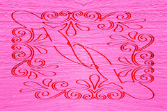 Abstract magenta backgrounds Stock Images