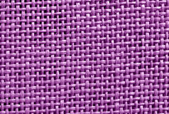 Abstract magenta braided texture Stock Photography