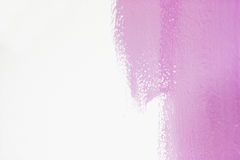 Abstract magenta paint background Stock Images