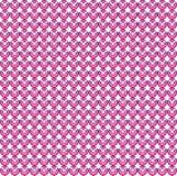 abstract magenta vormenpatroon Royalty-vrije Stock Afbeeldingen