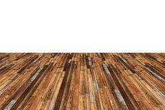 Abstract mahogany floor on white Royalty Free Stock Photo