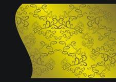 Abstract malplaatje als achtergrond Royalty-vrije Stock Afbeelding