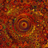 Abstract Mandala Art Stock Images