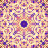 Abstract Mandala picture Royalty Free Stock Photos