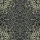 Abstract mandala texture Stock Images