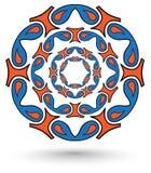 Abstract mandala tribal Stock Images