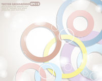 Abstract  many-colored  spring background Stock Photography