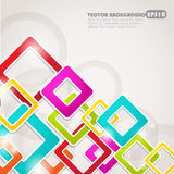Abstract  many-colored  spring background Royalty Free Stock Photos