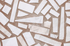 Abstract marble arrangement Stock Photo