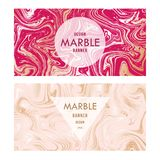 Abstract marble background. royalty free illustration