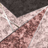 Abstract marble grunge texture Stock Image
