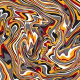 Abstract of marble in modern colorful background, royalty free illustration