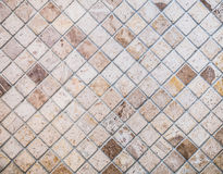 Abstract marble textured mosaic tiles royalty free stock image