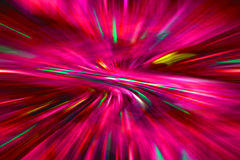 Abstract Maroon Waves. Abstract Color Waves Stock Images