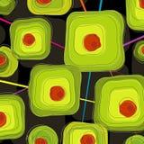abstract martini olives retro Στοκ φωτογραφία με δικαίωμα ελεύθερης χρήσης