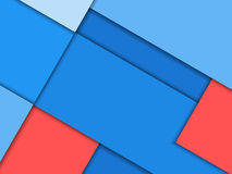Abstract material design background Royalty Free Stock Image