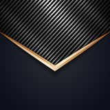 Abstract material design modern background with brushed metal te Stock Photography