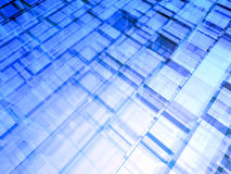 Abstract matrix Stock Photos