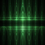 Abstract matrix background Royalty Free Stock Photos