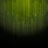 Abstract matrix background Royalty Free Stock Photos