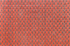 Abstract mats red and black texture pattern background Royalty Free Stock Image