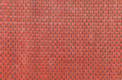 Abstract mats red and black texture pattern background Royalty Free Stock Photos
