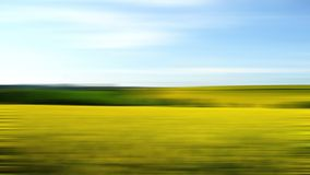 Abstract meadow Stock Image