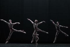 Abstract Meaning-Classical Ballet `Austen Collection` Stock Photo