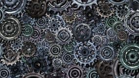 Abstract mechanisme stock videobeelden