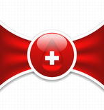 Abstract medical background, blood donation Royalty Free Stock Photo
