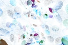 Abstract medication background Royalty Free Stock Photos