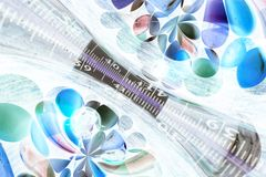 Abstract medication background Royalty Free Stock Photo