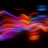 Abstract mesh background Royalty Free Stock Photos