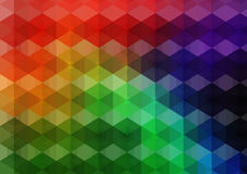Abstract mesh background with  lines and shapes Royalty Free Stock Image