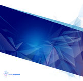 Abstract mesh background with triangle and lines Stock Photo